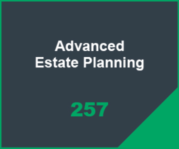 Advanced Estate Planning Icon
