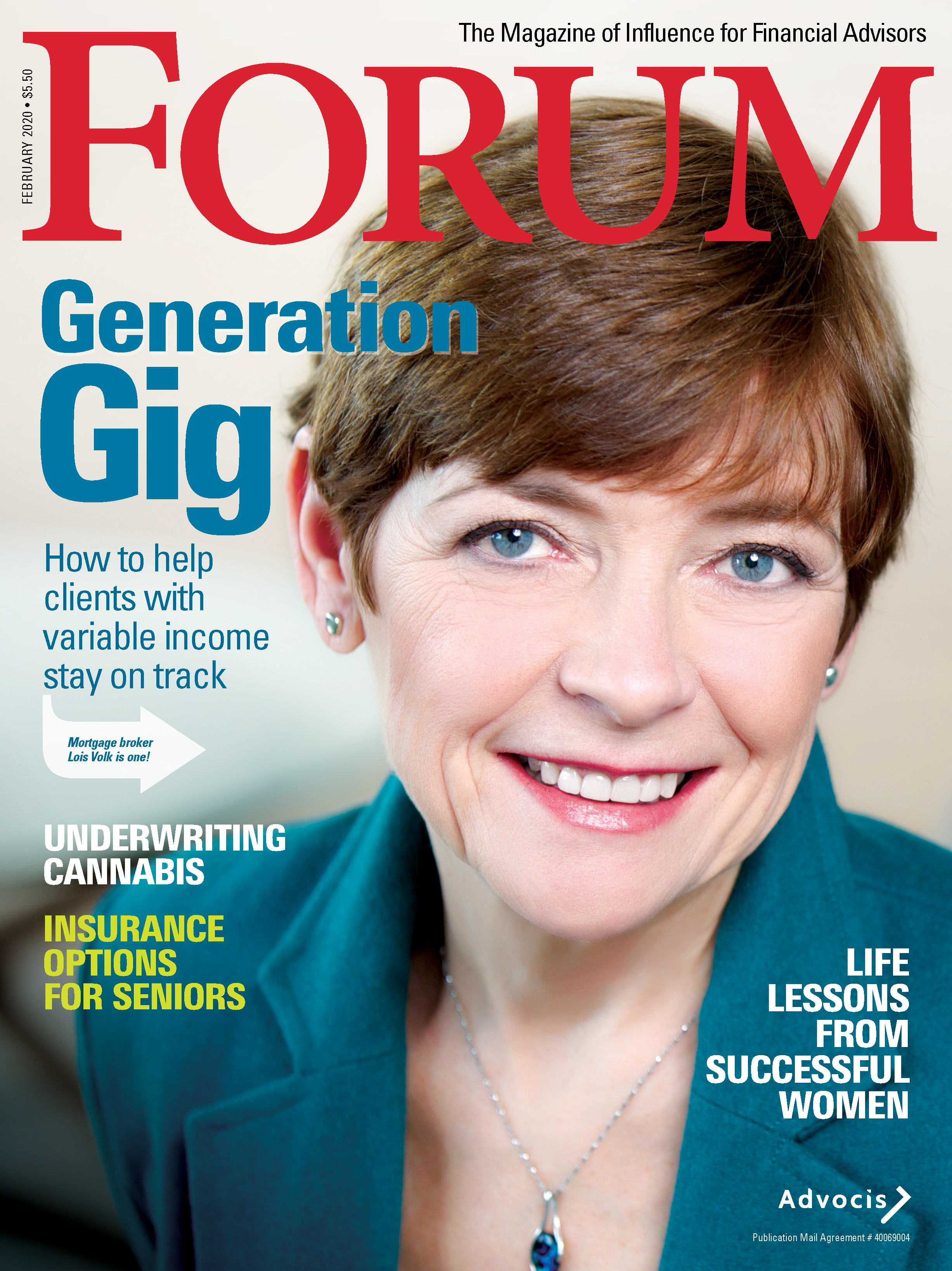 FORUM FEB 2020 Cover