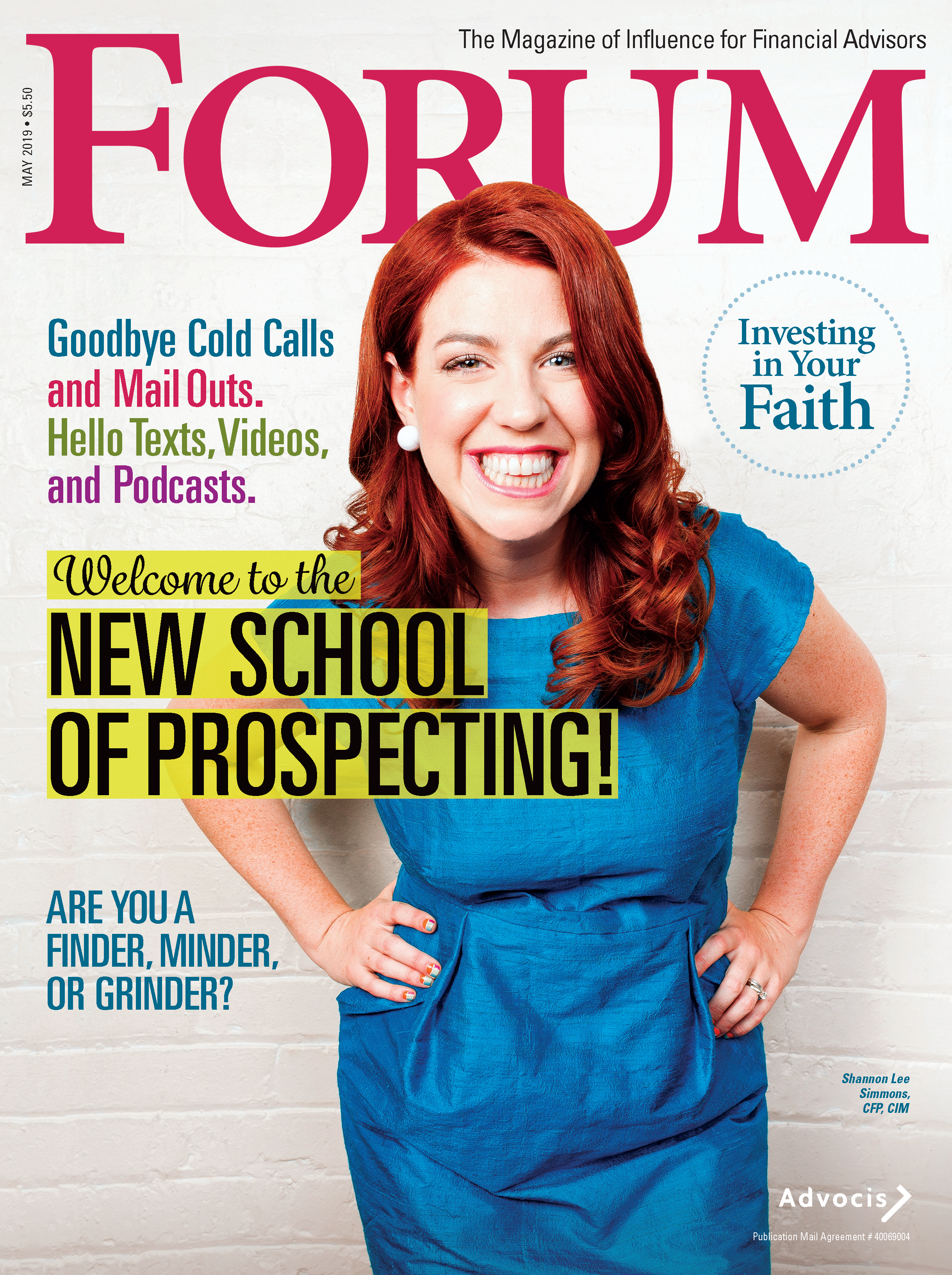 May FORUM 2019 Cover